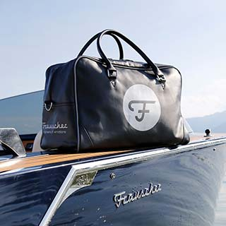 FRAUSCHER HOLDALL BAG